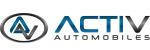 Logo Activ Automobiles