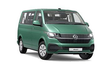 Photo de la Volkswagen Caravelle neuve