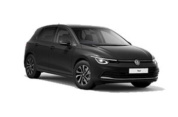 Photo de la Volkswagen Golf neuve