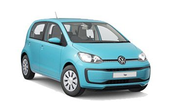 Photo de la Volkswagen Up neuve