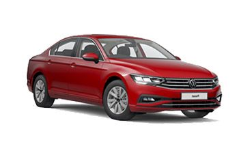 Photo de la Volkswagen Passat neuve