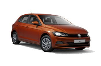 Photo de la Volkswagen Polo neuve
