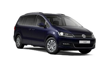 Photo de la Volkswagen Sharan neuve