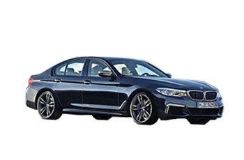 Photo de la Bmw M5 neuve