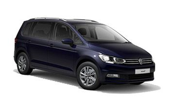 Photo de la Volkswagen Touran neuve