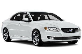 Photo de la Volvo S80 neuve