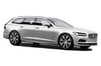 Photo de la Volvo V90 neuve