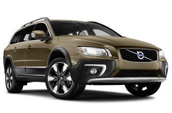 Photo de la Volvo XC70 neuve