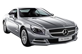 Photo de la Mercedes Classe SL neuve