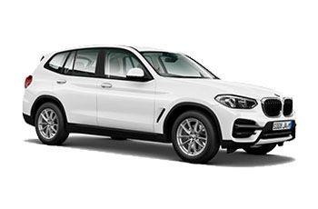 Photo de la Bmw X3 neuve