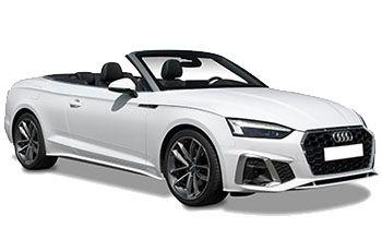 Photo de la Audi A5 neuve