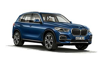 Photo de la Bmw X5 neuve
