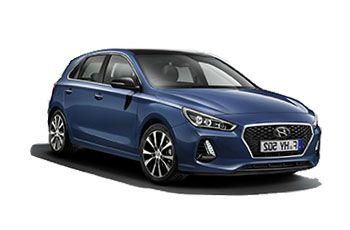 Photo de la Hyundai i30 neuve