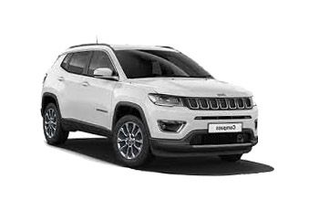 Photo de la Jeep Compass neuve