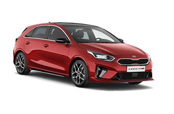 Photo de la Kia Ceed neuve