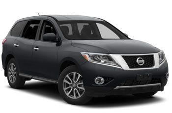 Photo de la Nissan Pathfinder neuve