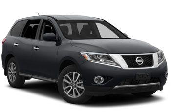 Nissan Pathfinder neuve