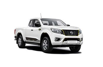 Photo de la Nissan Navara neuve