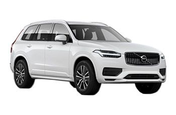 Photo de la Volvo XC90 neuve