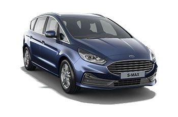 Photo de la Ford S-Max neuve