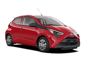 Toyota Aygo neuve