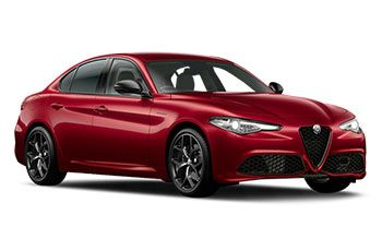 Photo de la Alfa Romeo Giulia neuve