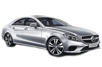 Photo de la Mercedes Classe CLS neuve