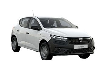 Photo de la Dacia Sandero neuve