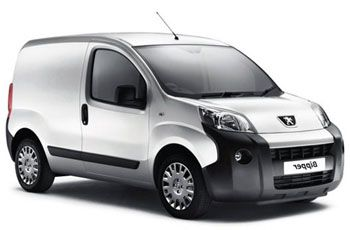 Photo de la Peugeot Bipper neuve