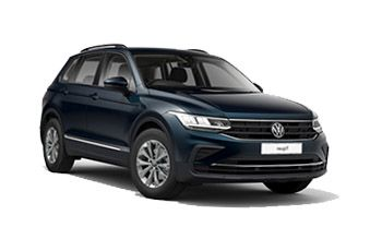 Photo de la Volkswagen Tiguan neuve