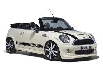 Photo de la Mini Cabriolet neuve