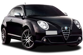 Photo de la Alfa Romeo MiTo neuve