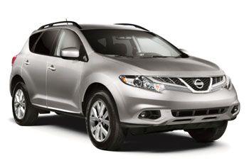 Nissan Murano neuve
