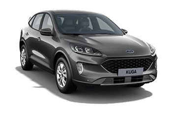 Photo de la Ford Kuga neuve