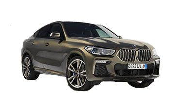 Photo de la Bmw X6 neuve