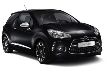 Photo de la DS DS3 neuve
