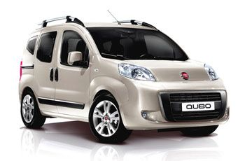 Photo de la Fiat Qubo neuve
