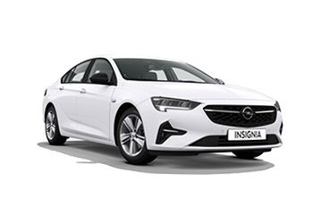 Photo de la Opel Insignia neuve
