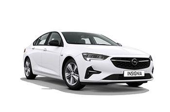 Photo de la Opel Insignia neuve
