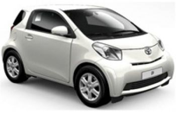 Photo de la Toyota IQ neuve