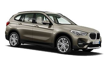 Photo de la Bmw X1 neuve