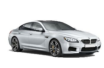 Photo de la Bmw M6 neuve