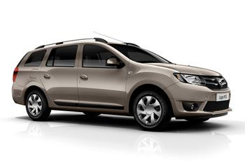 Photo de la Dacia Logan MCV neuve