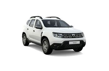 Photo de la Dacia Duster neuve