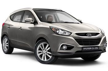 Photo de la Hyundai ix35 neuve