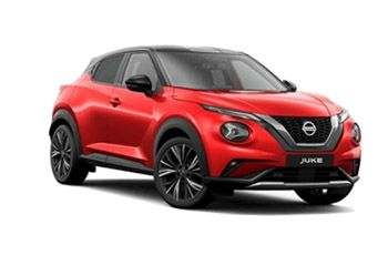 Photo de la Nissan Juke neuve