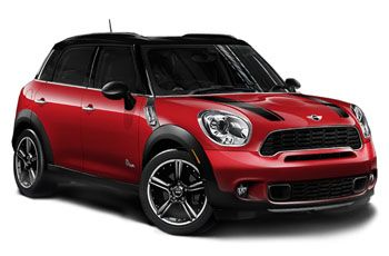 Photo de la Mini Countryman neuve