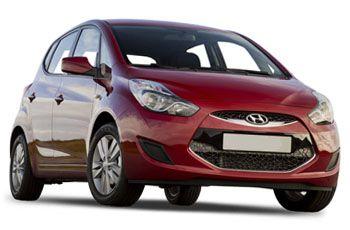 tarif Hyundai ix20