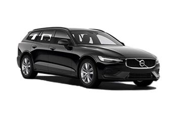 Photo de la Volvo V60 neuve