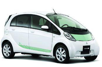 Mitsubishi i-Miev neuve
